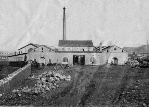 1910. Maquinista de Levante