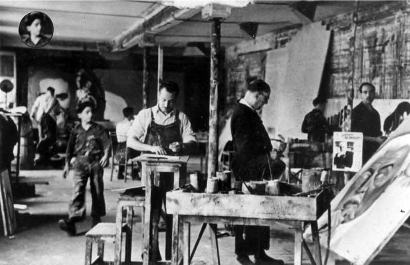 Maquinista de Levante 1944